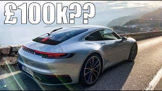2019 porsche 911 992 vs aston martin vantage 100000 dilemma