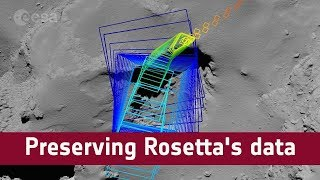 Preserving Rosetta's Data - HD