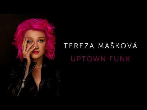 Tereza Mašková - Uptown Funk (Official Audio)