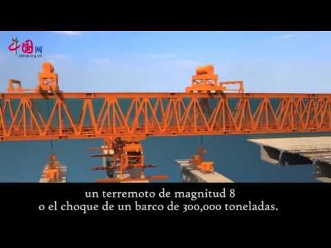 puente Hong Kong-Macao-Zhuhai