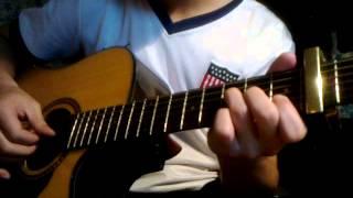 Hướng dẫn guitar Yêu mình anh (Thu Minh)