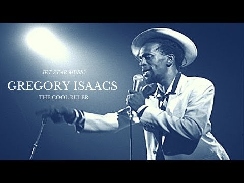 Gregory Isaacs Mix - Best Of Gregory Isaacs - Reggae Lovers Rock & Roots (2017) | Jet Star Music