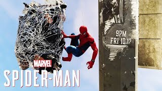 Spider-Man PS4 New Game+ Release Date Hidden In Game & Black CAT DLC New Trailer?