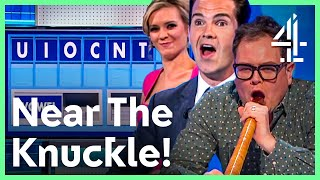 How Far Can Comedians Go? | 8 Out Of 10 Cats Does Countdown