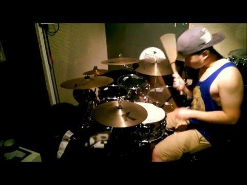 Silent Night - T Aaron (Tye Brown) arrangement Sean Isaac - Drums