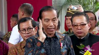 Keterangan Pers Presiden RI, Jakarta, 7 Februari 2019