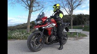 Motosx1000: Test Triumph Tiger 1200 XRT