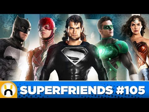 Justice League Reactions Say the Film Will Make History   Superfriends #105