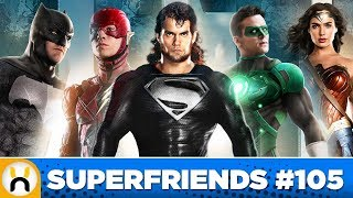 Justice League Reactions Say the Film Will Make History | Superfriends #105