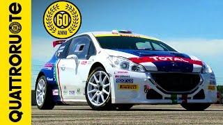 Peugeot 208 T16 e Paolo Andreucci: prova in pista a Vairano | Quattroruote