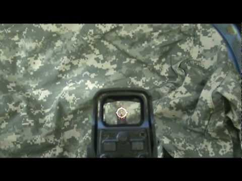EOTech Review and POV Shooting
