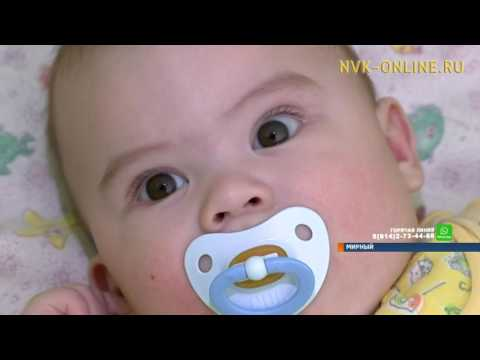 Как живется малышам в Светлинском Доме ребенка?