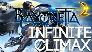 Bayonetta 2 Infinite Climax Walkthrough - Chapter 5: Cathedral of Cascades