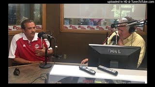 """Louisiana Lightning"" Ron Guidry Sits Down With Moon Griffon"