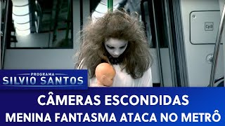 Video Fantasma in metro!