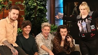 One Direction Reveal Who
