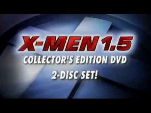 "X-MEN (2002) - DVD TRAILER ""1.5"""