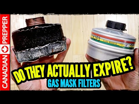 Do Gas Mask Filters Expire? Whats Inside And How Do They Work?