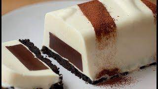 YOGURT MOUSSE & CHOCO-TERRINE recipe - THẠCH MOUSSE SOCOLA SỮA CHUA