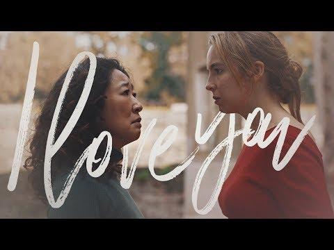 Villanelle & Eve — I Love You. (+2.08)
