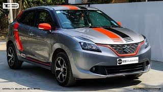 BEST Maruti BALENO Modified   Best Graphics EVER   Looking Stunning 😍  2019 Video