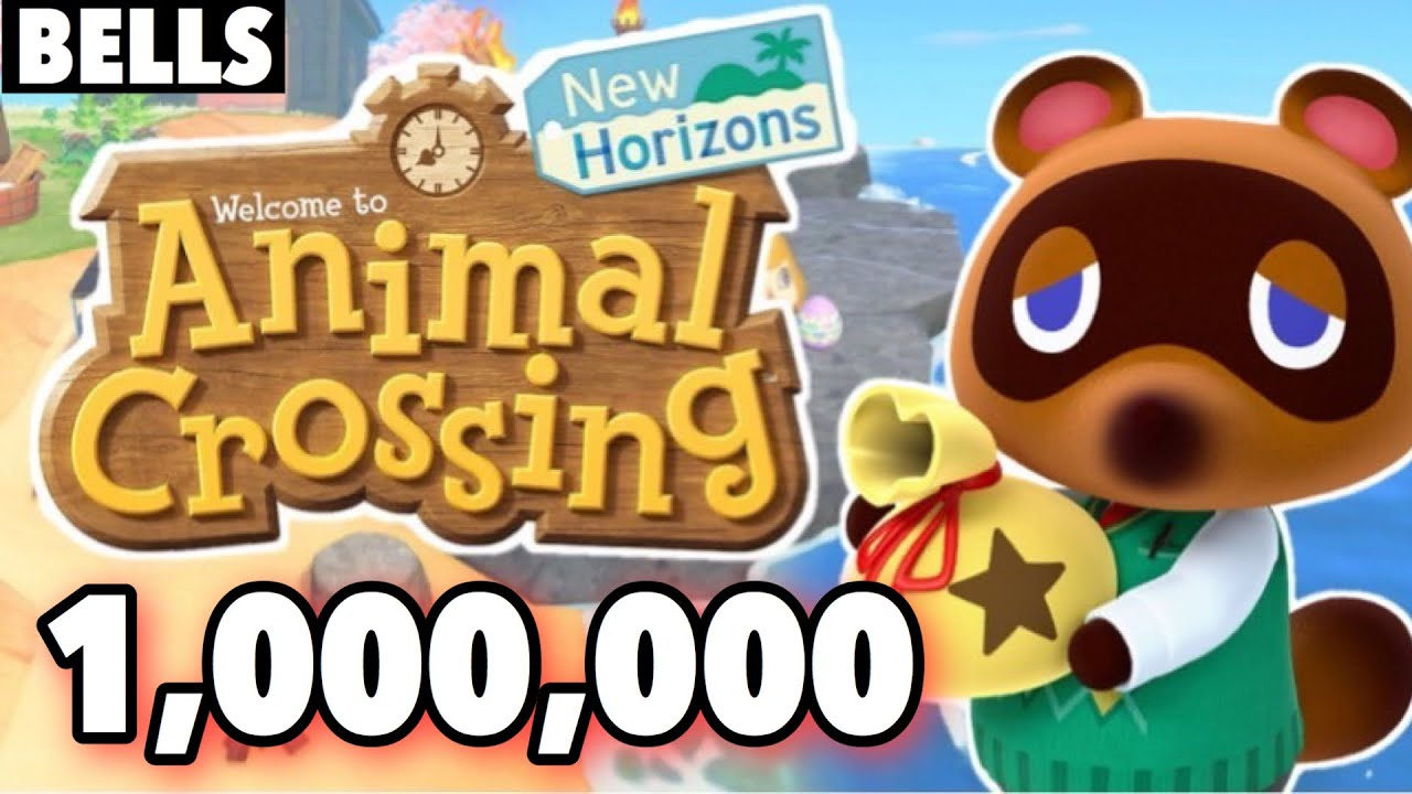 animal crossing cheats how to get a million bells