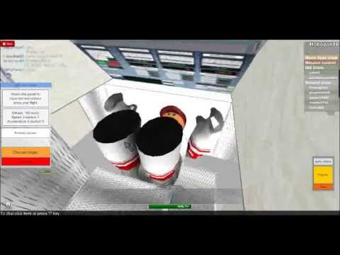 Roblox Space Center Part 1-Small Steps to the moon