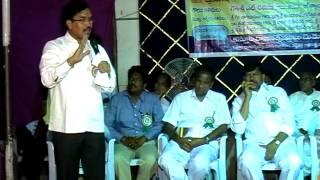 Suddala Ashok Teja Speech in Bhuvike Sindhooram Release Jagtial ( Kasturi Saheb Rajanna )