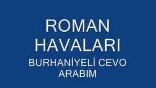 ROMAN HAVASI CEVO-ARABIM