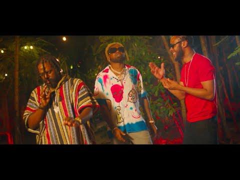 Смотреть клип Qyor Ft. Kranium & Dexta Daps - Be High