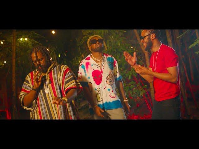 Qyor ft. Kranium & Dexta Daps - 'Be High' (Official Music Video)