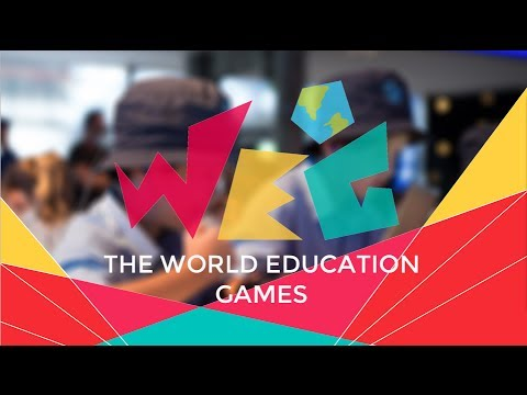 Highlights from World Education Games 2013