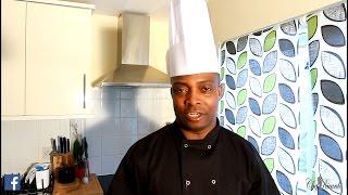 Jamaican Roast Breadfruit Tips Caribbean cooking Jamaican Chef- Chef Ricardo Cooking