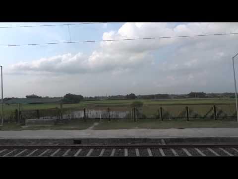 [IRFCA] - Full Journey Compilation (Guwahati - New Delhi) In Dibrugarh Rajdhani Express !!!