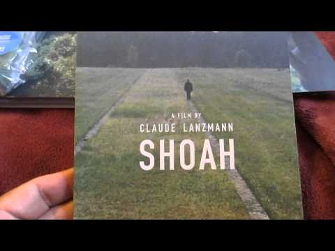 SHOAH (1985) Criterion BluRay Unboxing