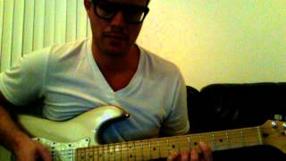 Fall in this Place, Planetshakers, Lead Guitar Tutorial