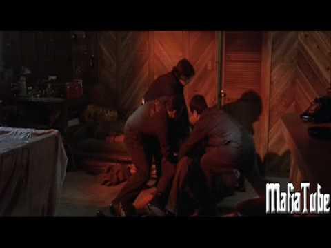 Donnie Brasco - Basement Shootout - HD