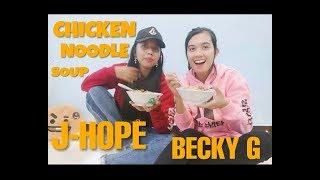 "Download BTS J-HOPE ""Chicken Noodle Soup (feat Backy G)"" Dance Cover •Wins"