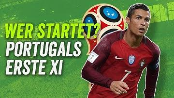 Kein Renato Sanches? Wo spielt Ronaldo? Portugals beste Aufstellung für die WM 2018 -Wer startet?