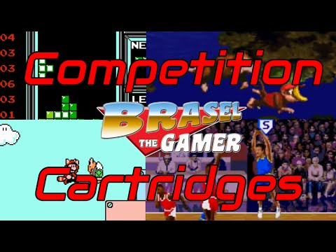 Competition Cartridges | The Braselspective | Nintendo World Championships and others!