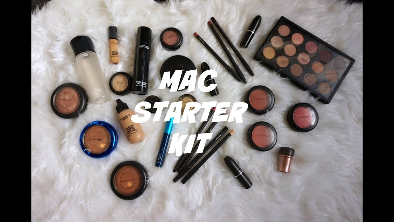 MAC STARTER KIT FOR BEGINNERS