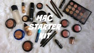 MAC STARTER KIT ♡ FOR BEGINNERS & MAKEUP ARTISTS