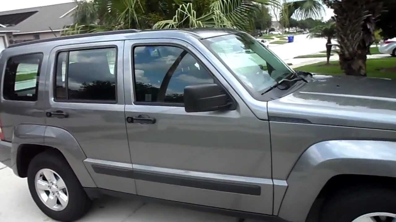 Review Of Jeep Liberty New Design Rented From Dollar Orlando