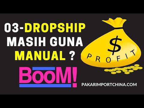 Nak Jadi Dropship 2020 - Guna Tools Jimat Masa