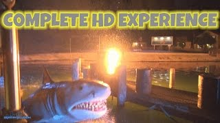 Nighttime Studio Tram Tour *NEW* On-ride (Complete HD Experience) Universal Studios Hollywood
