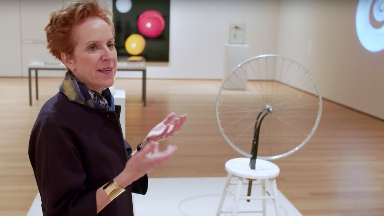 "HOW TO SEE ""Readymades"" with MoMA curator Ann Temkin"