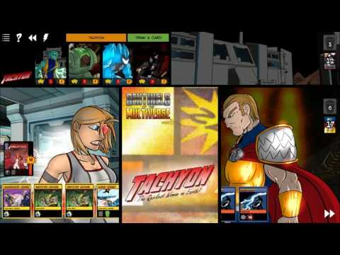 """Let's Play Sentinels of the Multiverse: The Video Game -- Episode 31 """"Iron Legacy"""" 