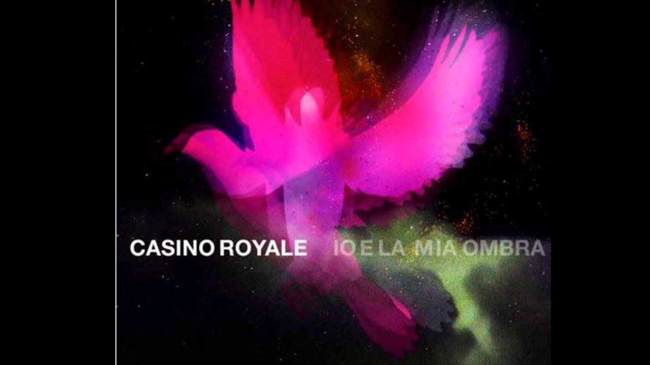 Vivi casino royale testo