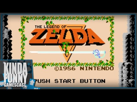 The Legend of Zelda - Kinda Funny Video Game Book Club