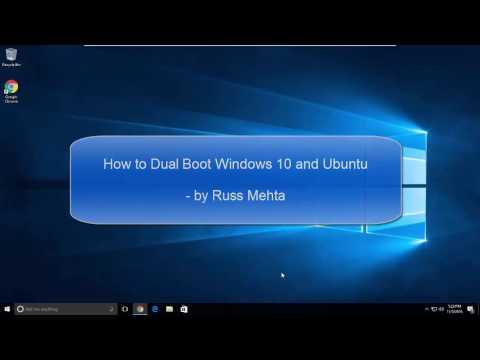 How To Dual Boot Windows 10 And Ubuntu 16.04 And Ubuntu 18.04